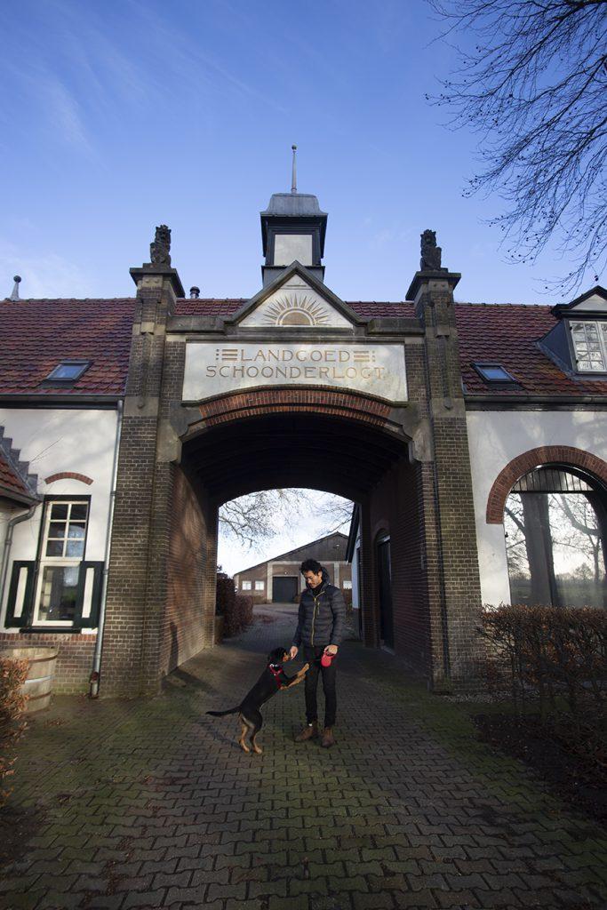 전쟁 당시 작전본부가 있던 건물