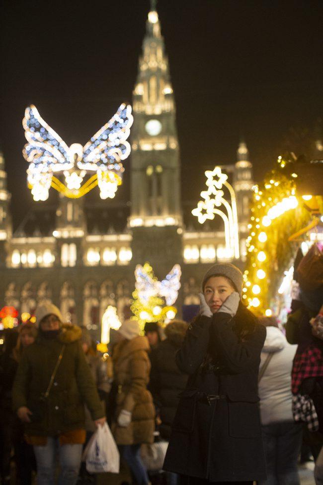 오스트리아 빈 크리스마스